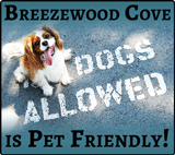 Breezewood Cove is a Pet Friendly RV Park